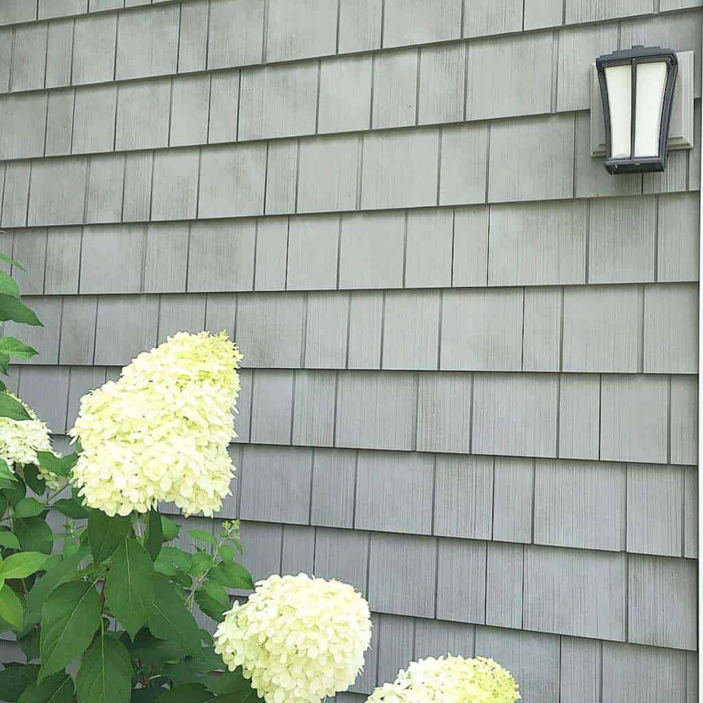 mastic cedar discovery perfection shingle gray