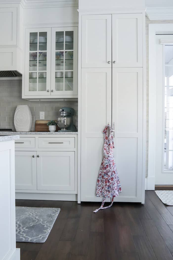 Tips for Designing a Functional Kitchen Hidden Pantry Closed