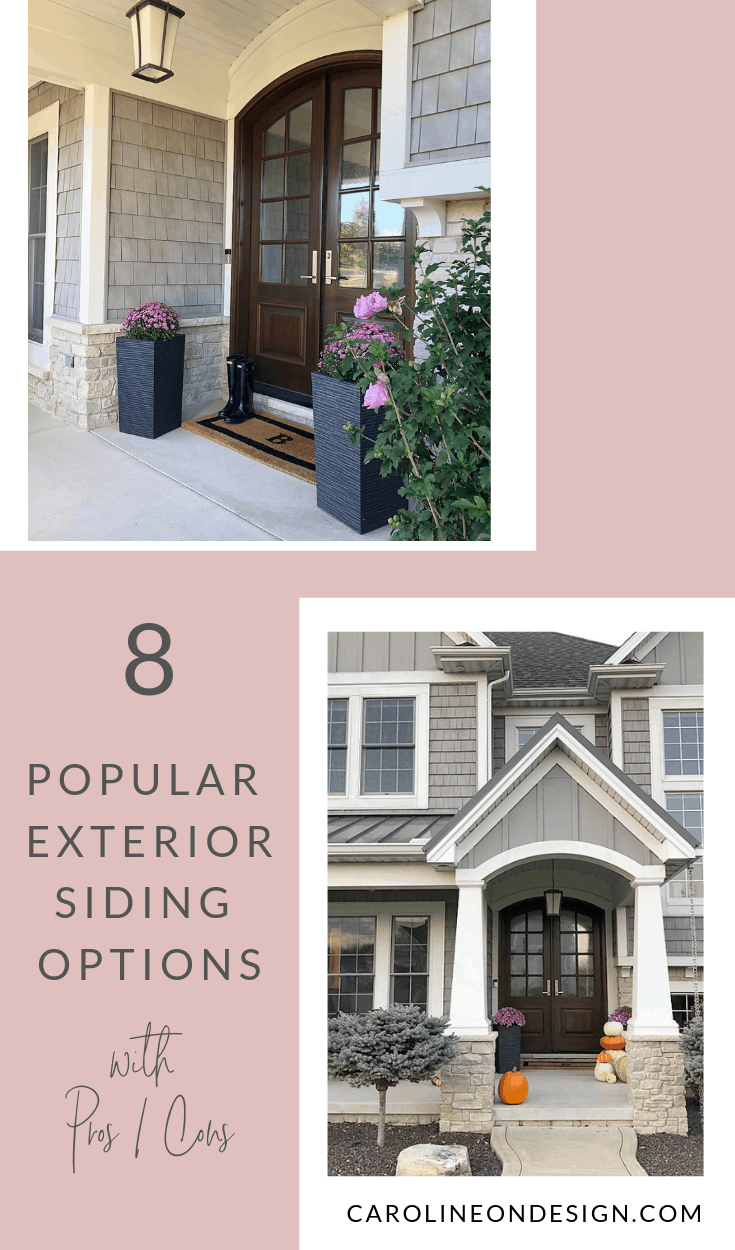 Top Exterior Siding Options Pros and Cons